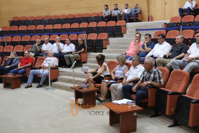Akhisar Belediyesi 2018 yılı ağustos ayı olağan meclis toplantısı yapıldı