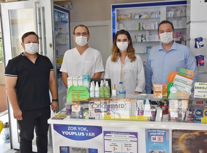 Akhisar'da Atık İlaçlar Artık Doğayı Kirletmeyecek