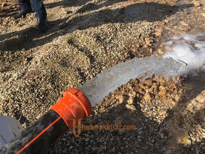 Hacıosmanlar Yeterli İçme Suyuna Kavuşuyor