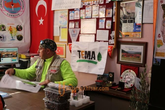 Akhisar TEMA Cumhuriyet MTAL'de Öğrenciler İle Buluştu