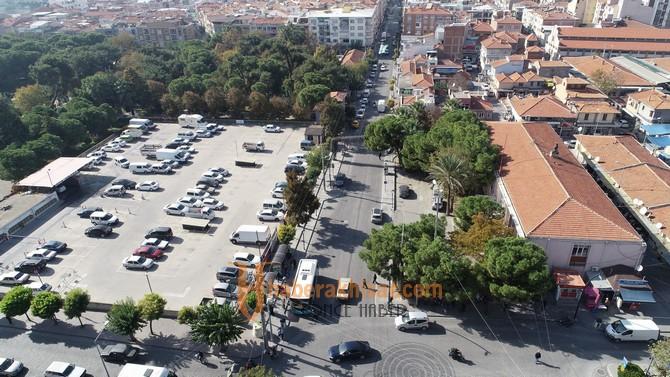 Akhisar kent meydanı için proje yarışması düzenlenecek