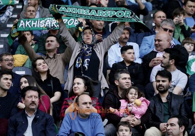 Akhisarspor: 1 - Başakşehir: 2