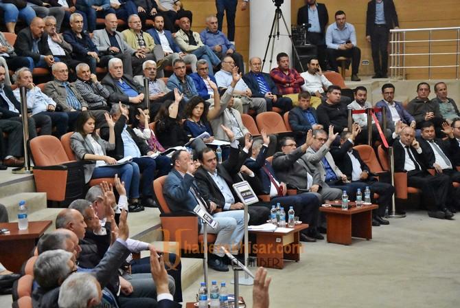Akhisar Belediyesi Mayıs Ayı Olağan Meclis Toplantısı yapıldı