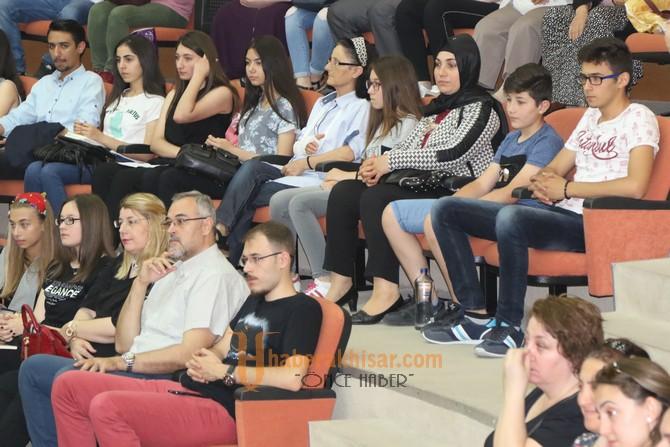 Şeyh İsa Yazarlık Okulu 61 öğrenci ile tamamlandı