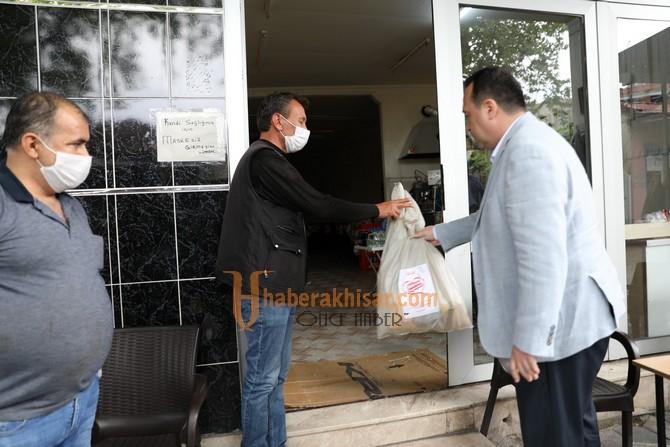 Akhisar Belediyesi'nden Kahvehanelere Tam Destek