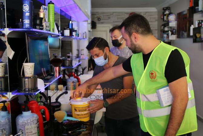 Akhisar'da Atık Jiletler Geri Dönüşüm İçin Toplanıyor