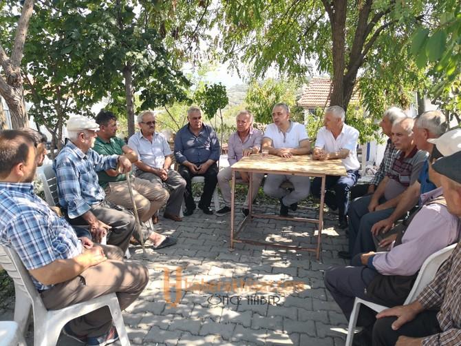 CHP Manisa Milletvekili Bakırlıoğlu Çiftçinin Zararı Karşılanmalıdır