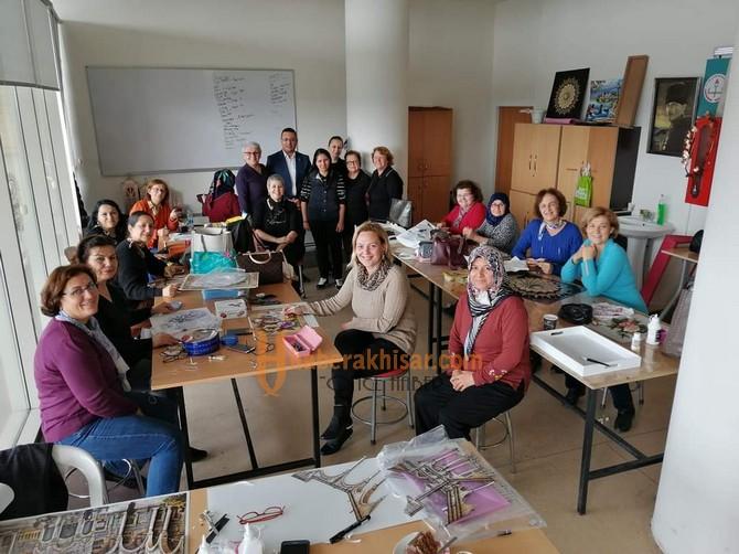 Halk Eğitim Merkezi Akhisar Halkına Ve Tüm Paydaşlarına Teşekkür Etti