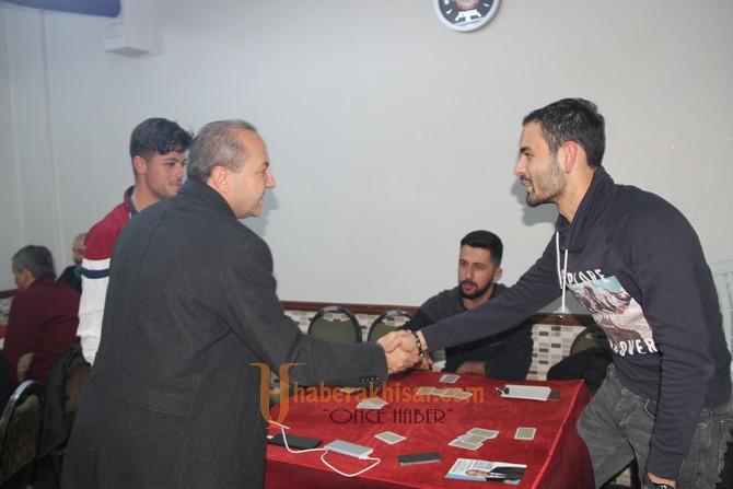 Ali Velestin Atatürk ve Reşatbey Mahallelerini Ziyaret Etti