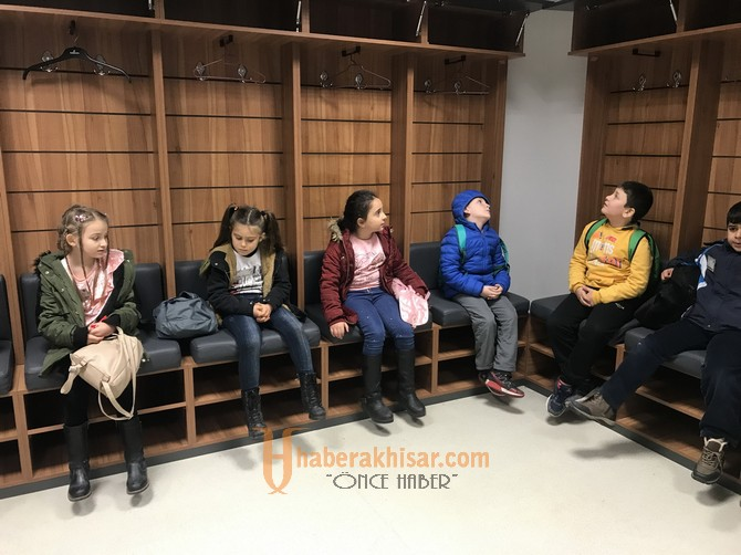 Akhisarlı Öğrenciler Şehrini Tanıdı