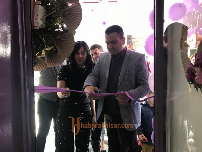 Duygu İç Giyim Mağazası Açıldı