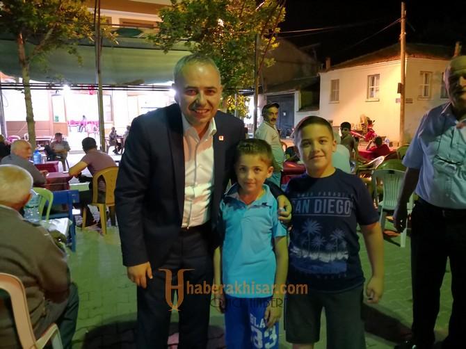 Bakırlıoğlu'dan Şehzadeler ziyareti
