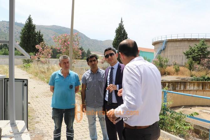 Çevik'ten Akhisar AAT'ye Ziyaret