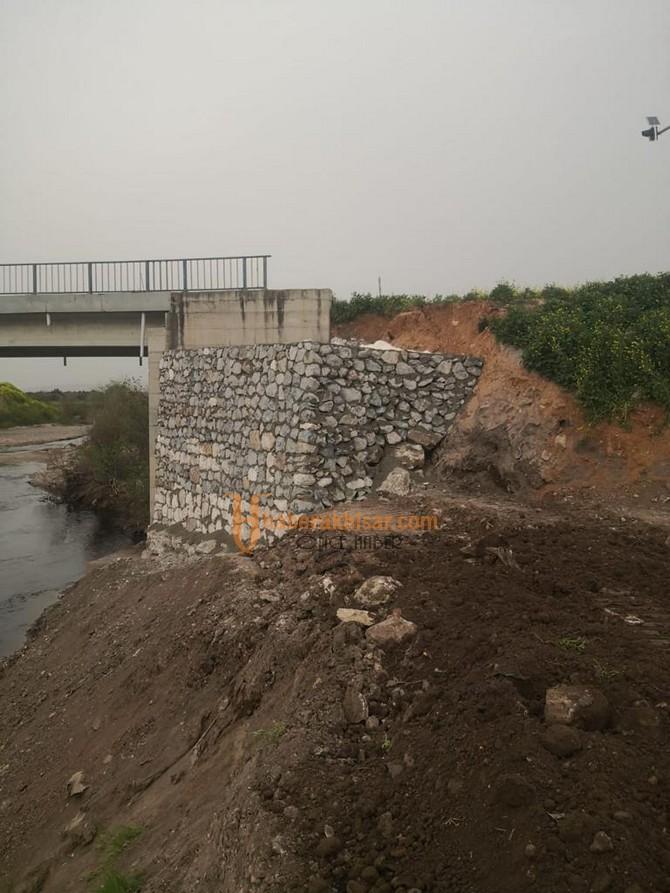 Büyükşehir, Doğuca Köprüsünü Onardı