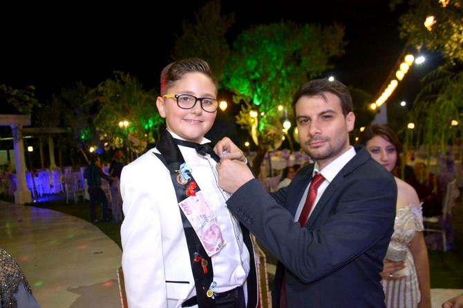 Ömerhan Tokpak, Erkekliğe İlk Adımını Attı