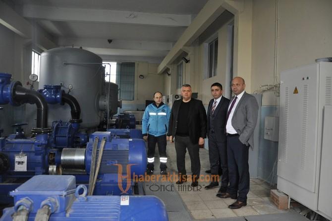 Akhisar'a Hizmet Ziyareti