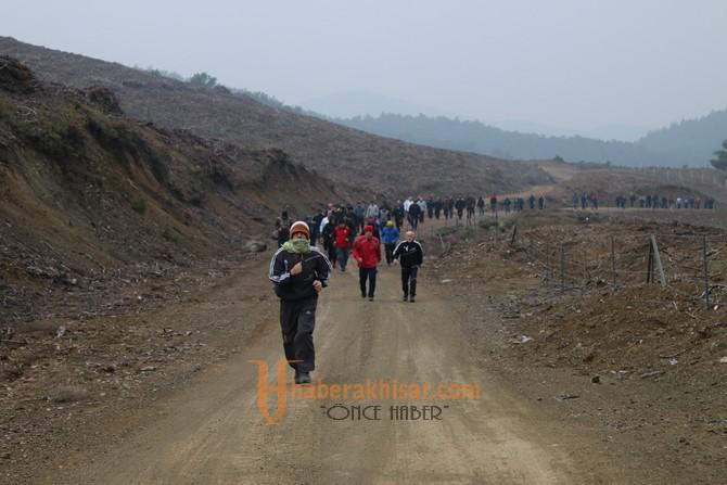 Doğa yürüyüşünün 20.hafta parkuru Musaca parkuru oldu