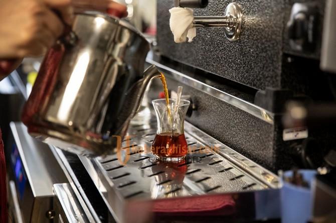 Kafe Koop Hizmete Başlıyor!
