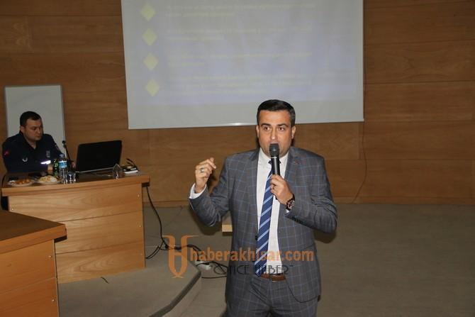 Akhisar'da Toplu Taşıma Araç Sürücülerine Eğitim