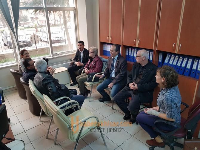 İyi Parti Akhisar İlçe Başkanı Aslı Öz Mazbatasını Aldı