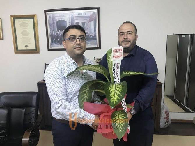 Esnaf oda başkanları zabıta haftasını kutladı