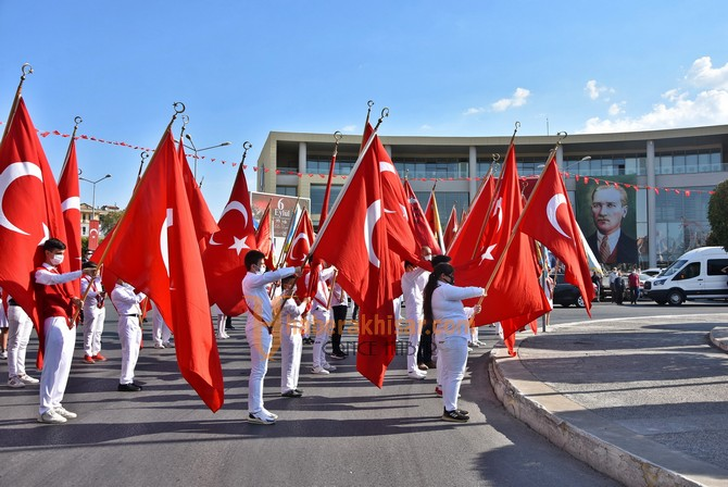 6 Eylül Akhisar'ımızın Kurtuluşunun 99.Yılını Coşkuyla Kutlandı