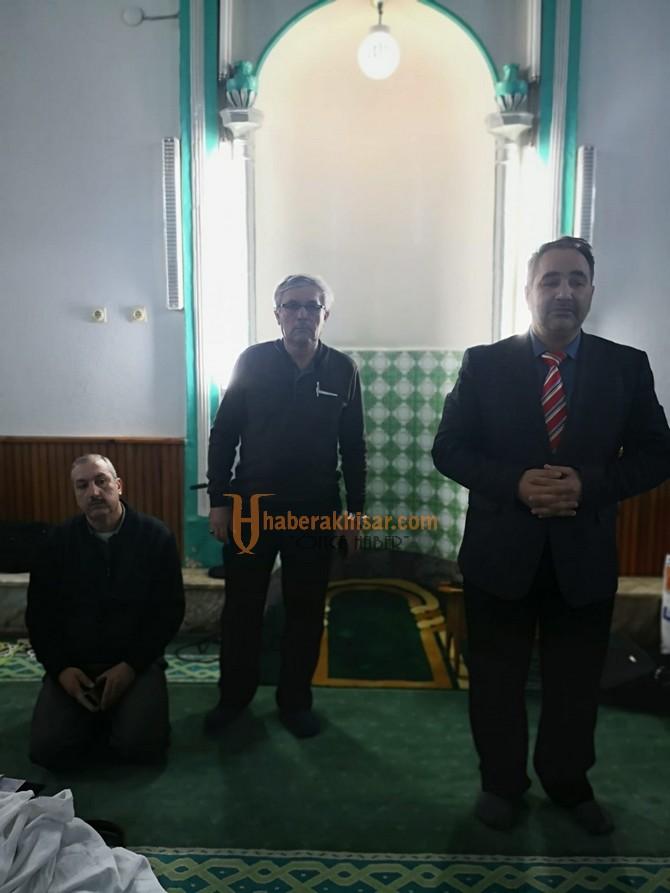 Akhisar'dan Kutsal Topraklara Gitme Heyecanı Başladı