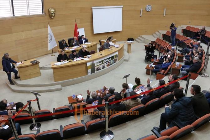 Akhisar Belediyesi 2019 yılı Şubat ayı olağan meclis toplantısı yapıldı