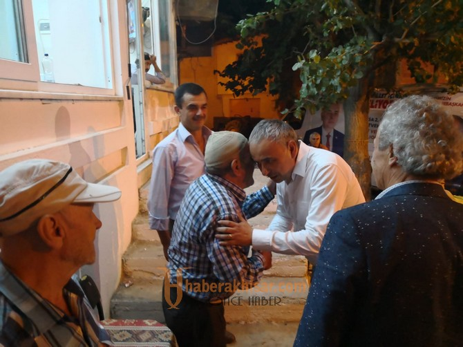 Bakırlıoğlu'ndan Çamönü Ziyareti