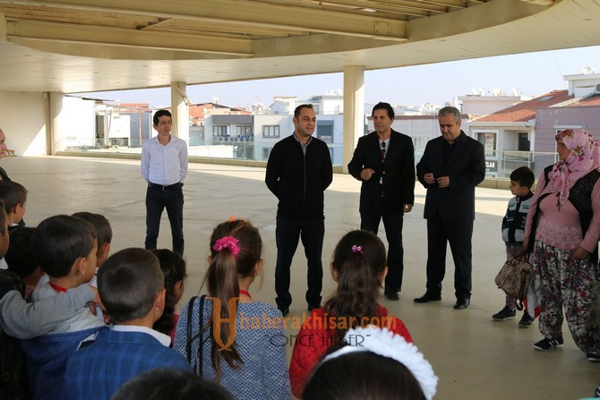 Şehrimi keşfediyorum projesinin bugün ki konukları Hanpaşa ve Kömürcü öğrencileri oldu