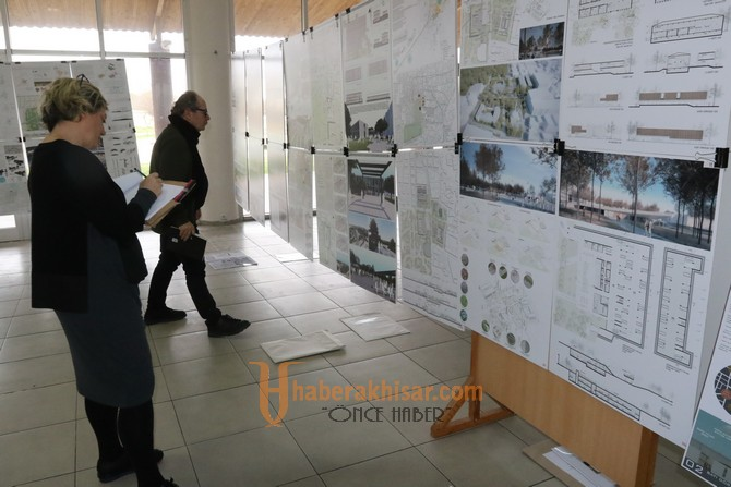Akhisar kent meydanı için 64 proje yarışacak