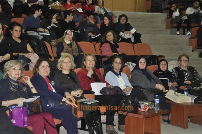 Akhisarlı Kadınlara Hakları Anlatıldı