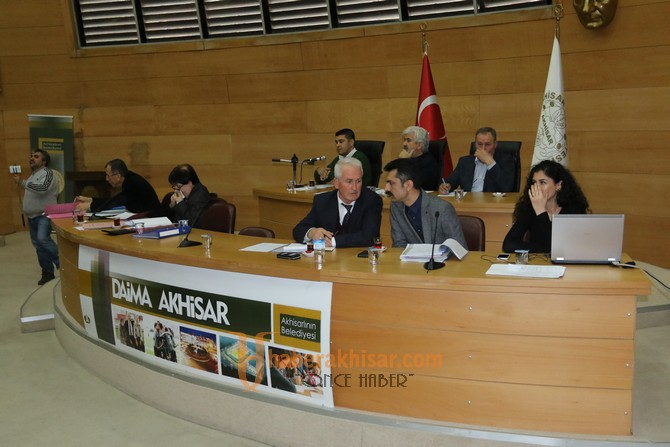Akhisar Belediyesi 2018 yılı Mart ayı olağan meclis toplantısı yapıldı