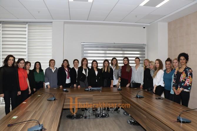 Akhisarlı Kadın Girişimciler ve Genç Girişimciler Temsilcilerini Seçti