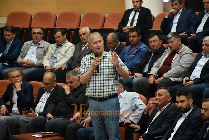 Çiftçi Malları Koruma heyeti seçimi yapıldı