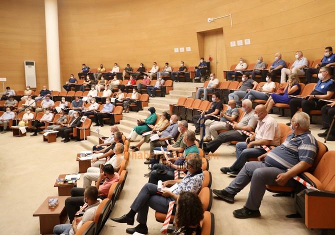 Akhisar Belediyesi Temmuz Ayı Olağan Meclis Toplantısı Yapıldı