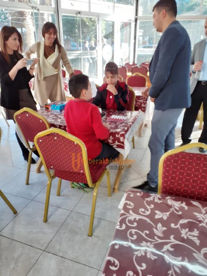 Ayvaz Dede İHO'dan Zeka Oyunlarında Büyük Başarı