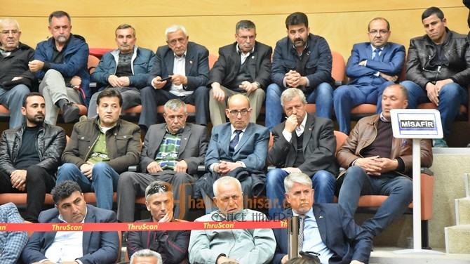 Akhisar Belediyesi yeni dönem ilk meclisi yapıldı