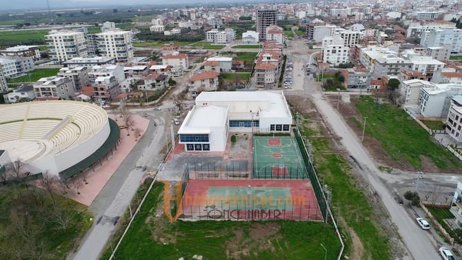 Bölgenin en büyük Gençlik Merkezi Akhisar'da açılıyor