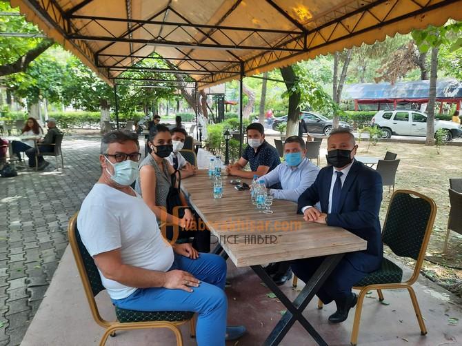 Büyükşehir'den Akhisar'a Ziyaret