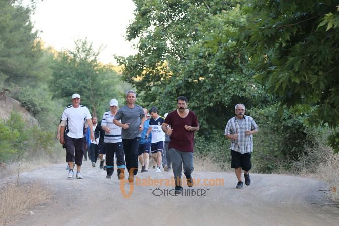 Zinde Yaşam Kulübü doğa yürüyüşlerine devam ediyor