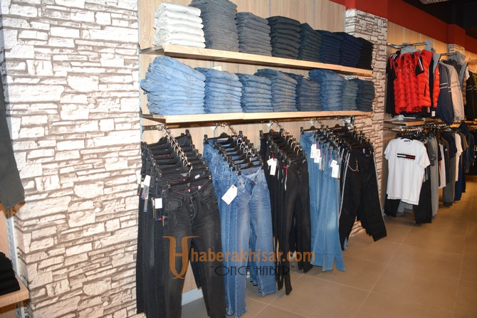 ADDRESS Men Fashıon Akhisar'da Açıldı