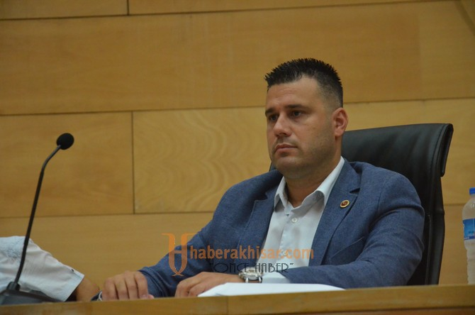 Akhisar Belediyesi Ağustos ayı meclisi ikinci oturumu ile sona erdi
