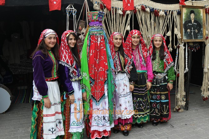 Akhisar Kültür Buluşması başladı