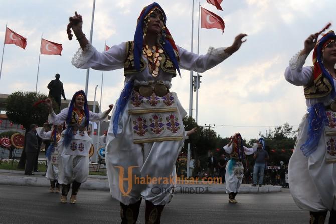 Akhisar Belediyesi Dans Topluluğu kayıtları başladı