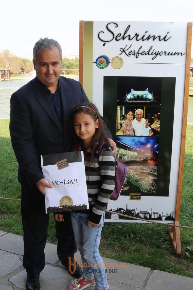 Çamönü İlkokulu öğrencileri şehrini keşfetti