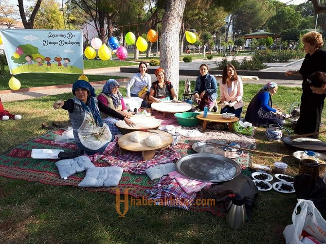 CHP Kadın Kollarından 'Lösemisiz Bir Dünya Düşlüyoruz' Etkiliği