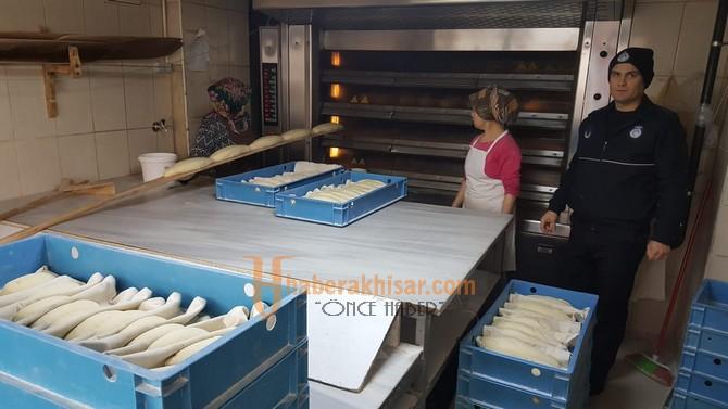 Akhisar Belediyesi Halkın Sağlığı İçin Denetimlerini Devam Ettiriyor