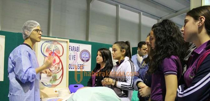 Mesleki ve Teknik Anadolu Liseleri Tanıtım Günleri Başladı