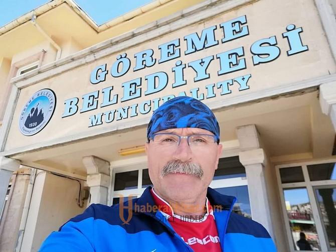 Akhisar'lı Etkinlik Direktörü Bisiklet Şampiyonası Organizasyonuna Atandı
